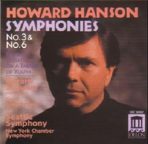 HANSON S 6