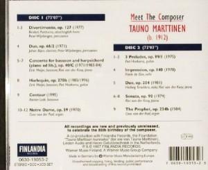 MARTTINEN CD