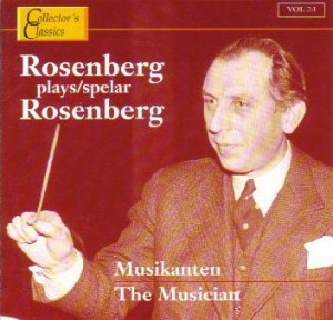 ROSENBERG CD