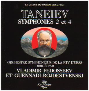TANEYEV S S